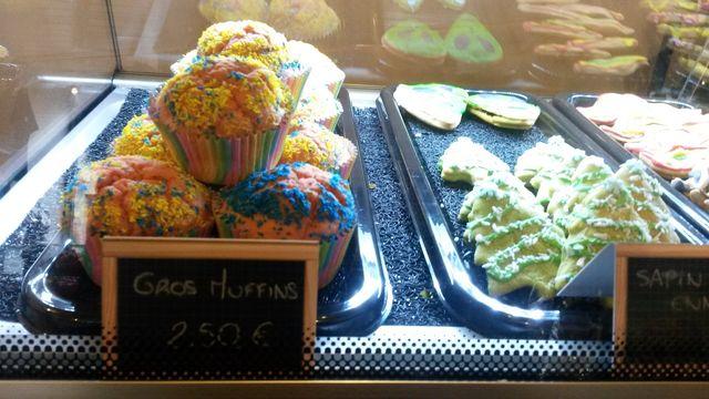 muffins Truffes dorées