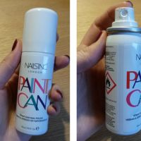 Le crash test du vernis spray Paint Can de chez Nailsinc