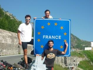 ça alors !! Nous voilà enfin en France