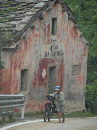 La montée du col du Mont Cenis