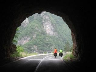 Sur la route vers la Bosnie