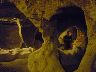 Cité souterrainne de Deriunkyu