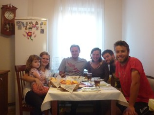 La famille de Djurica à Vranje