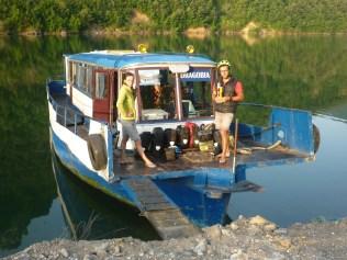 Le petit ferry !