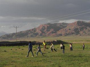 Coriace le Kurdistan au foot