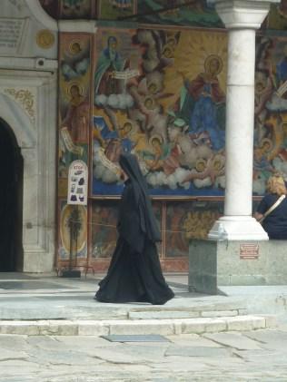 Rila monastère Orthodoxe