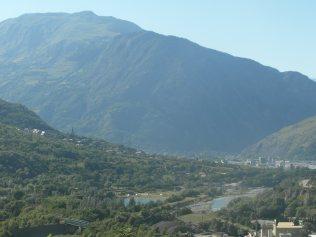 La vallée de la Maurienne