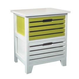 meuble-bois-2-tiroirs-ajoures-couleur