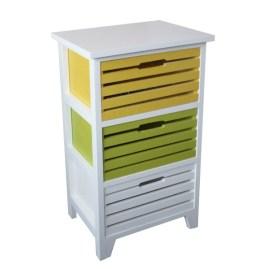 meuble-bois-3-tiroirs-ajoures-couleur