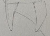 Comment dessiner facilement les dents d'un lion
