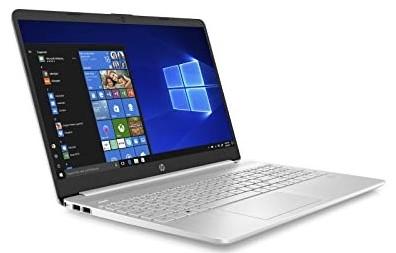 """Laptop HP 15s FQ2003sa RAM 4GB SSD 128GB 15.6 """" full HD"""
