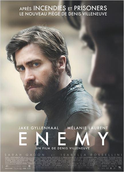 Affiche - Enemy de Denis Villeneuve