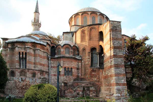 Istanbul--St-Sauveur-in-Chora