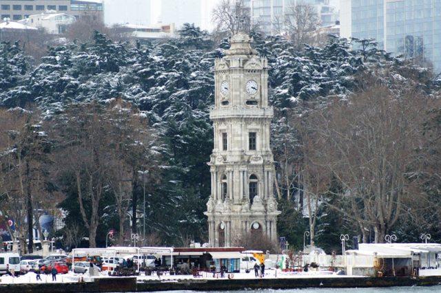 Photos d'Istanbul Dolmabahce