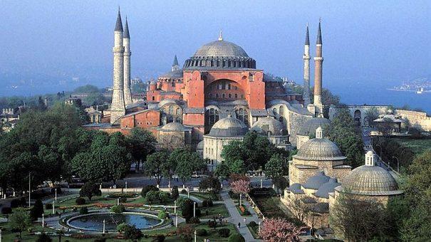 Istanbul Excursion Un Jour, La Basilique Sainte Sophie istanbul