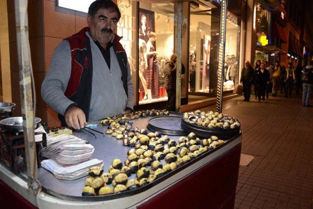 Istanbul la rue istiklal