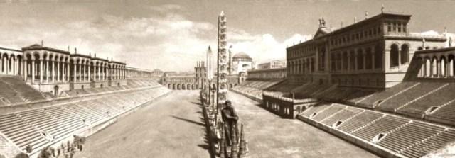 l'Hippodrome de Constantinople Istanbul