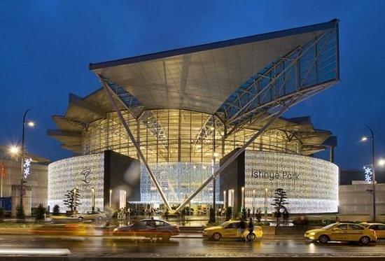 Istinye Park, Un Centre Commercial à Istanbul