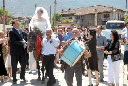 le mariage en Turqie
