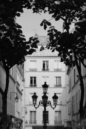 Le chandelier de la place Furstenberg