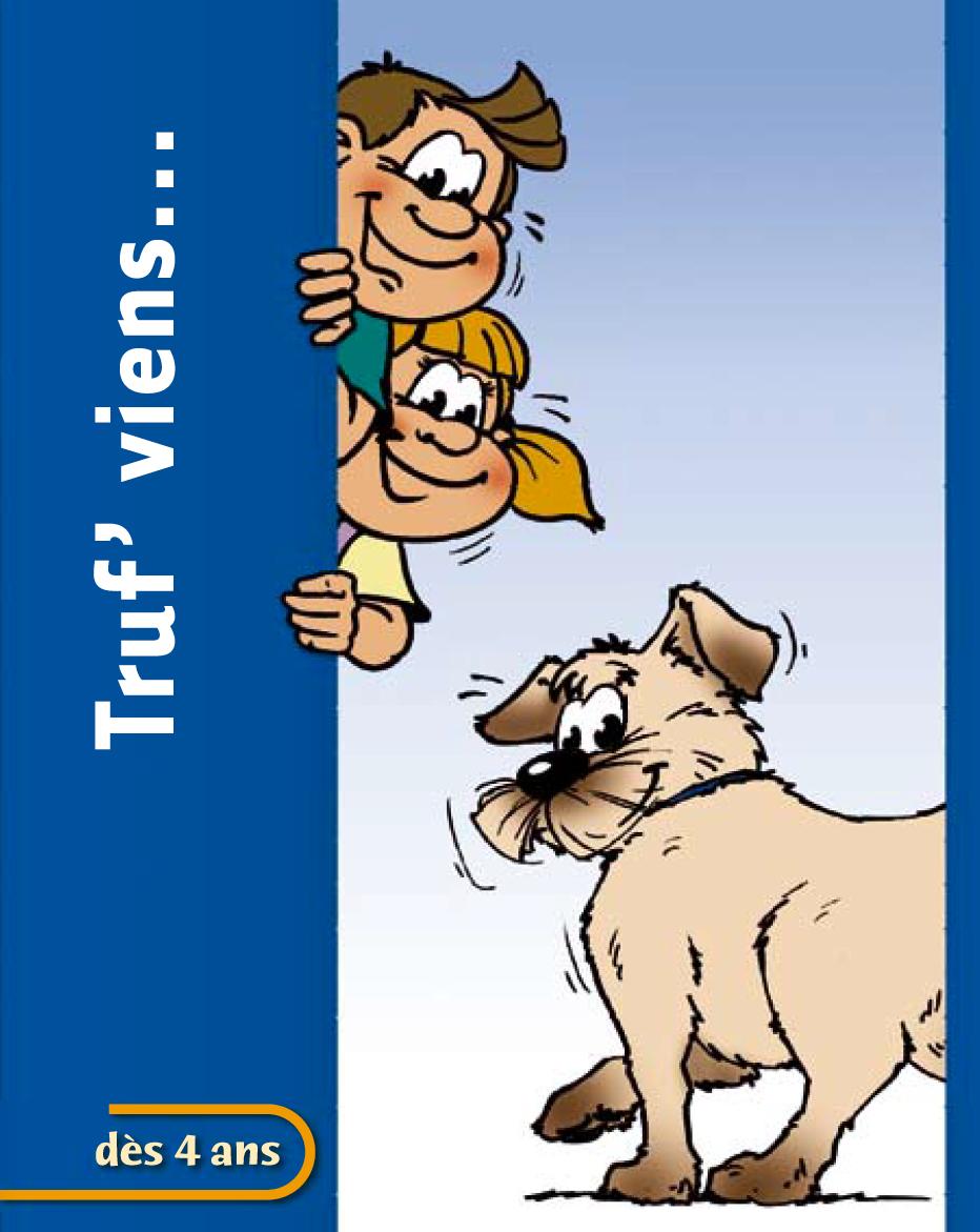 Brochure destinée aux enfants