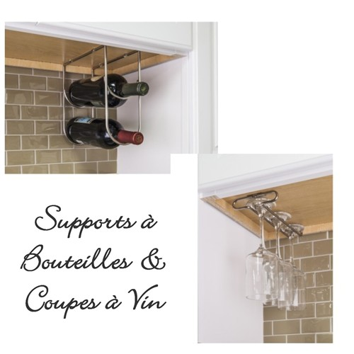 supports pour coupes bouteilles
