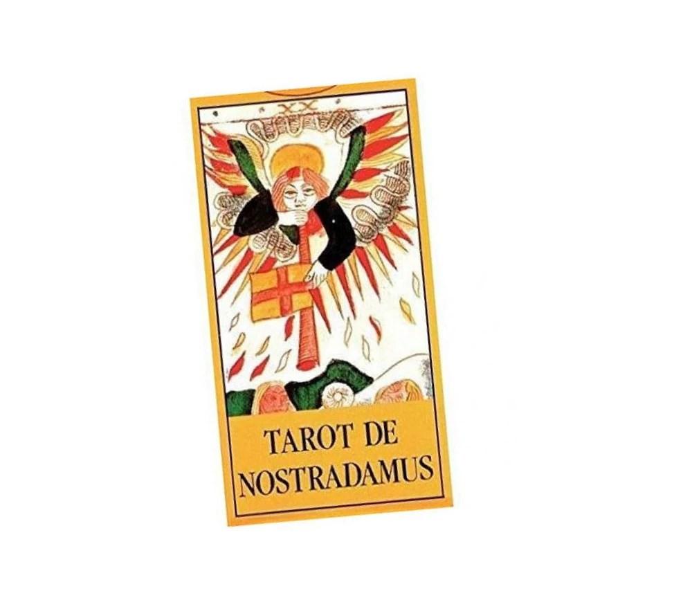 jeu tarot nostradamus tirage des cartes divination cartomancie