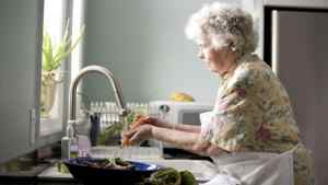Increasing Protein Intake After Age 65