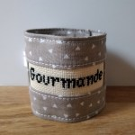 "Ronds de serviette - ""Gourmande"" - Art de la table"
