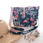 Sacs en tissu - Fourre-tout - Flamants Roses