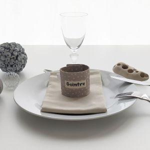 Art de la Table - Ronds de Serviette - Goinfre