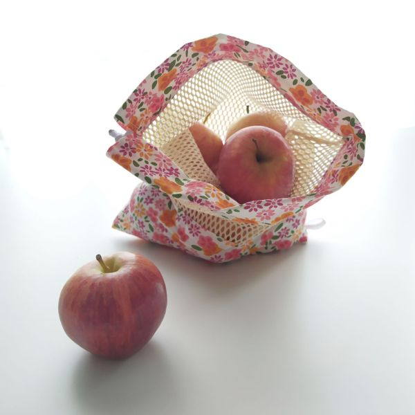 Nouveautés - Emballages - Sacs à Vrac - Multi-Fleurs