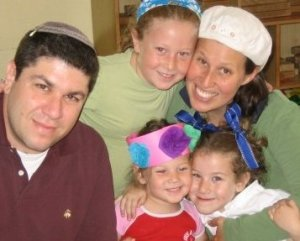 Rabbi Ian and Rachel Pear