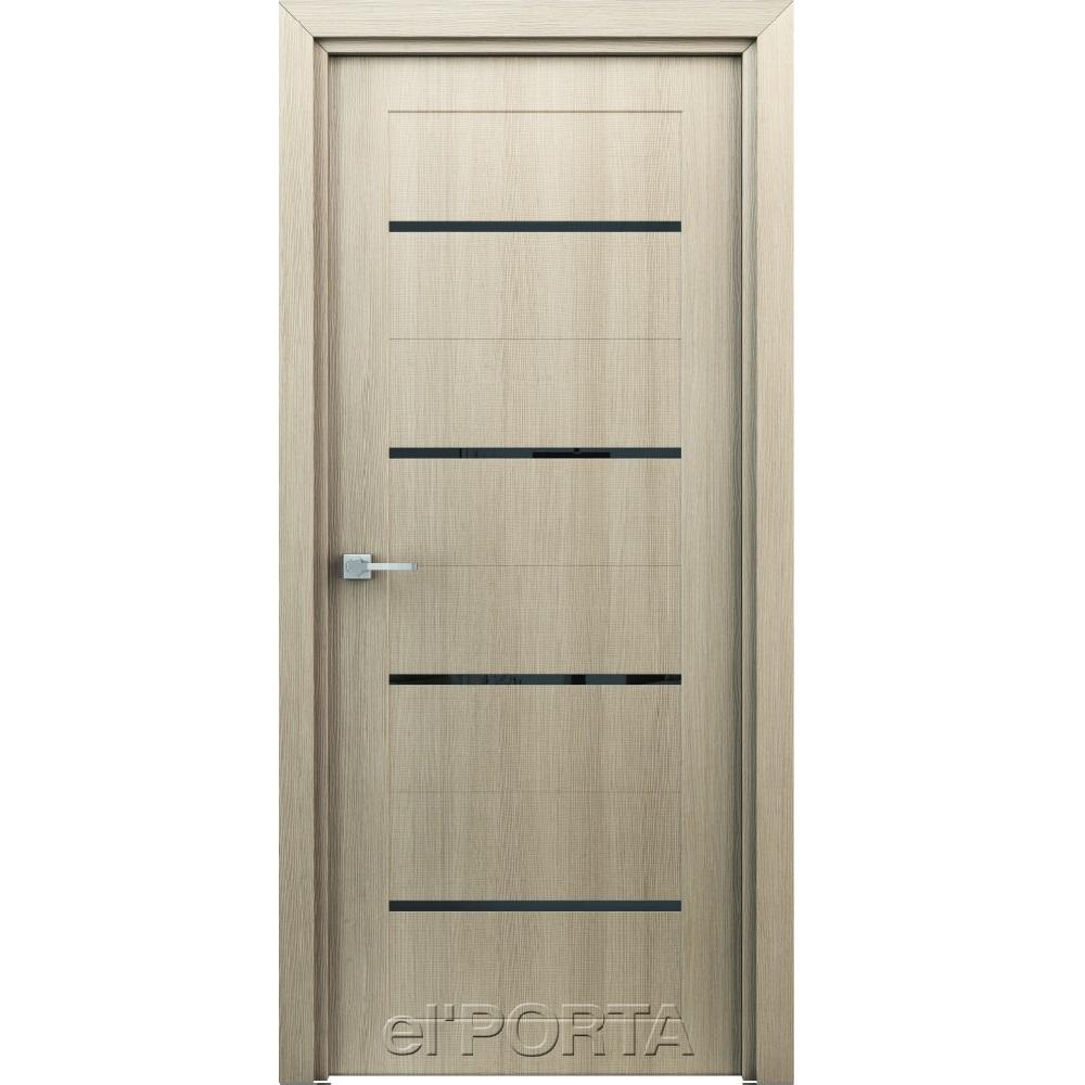 Дверь межкомнатная Орион ПО Cappuccino Kraft