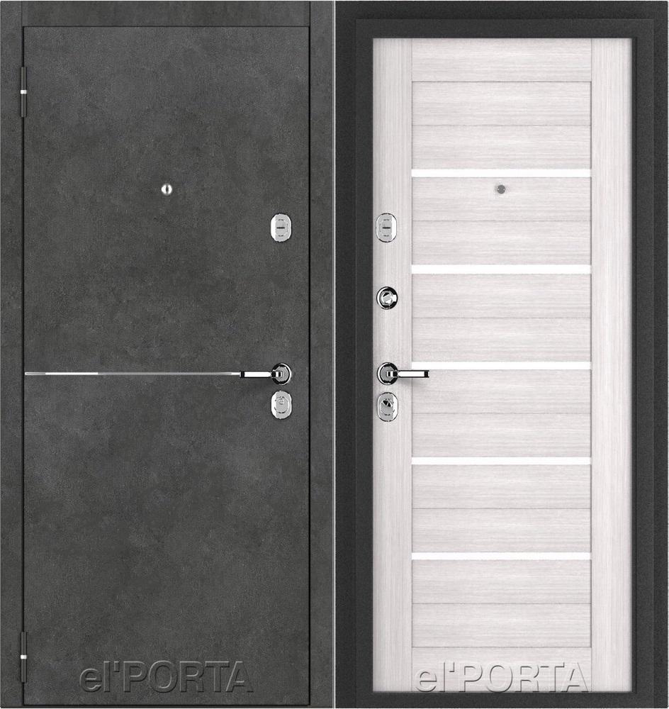 Входные двери Optim