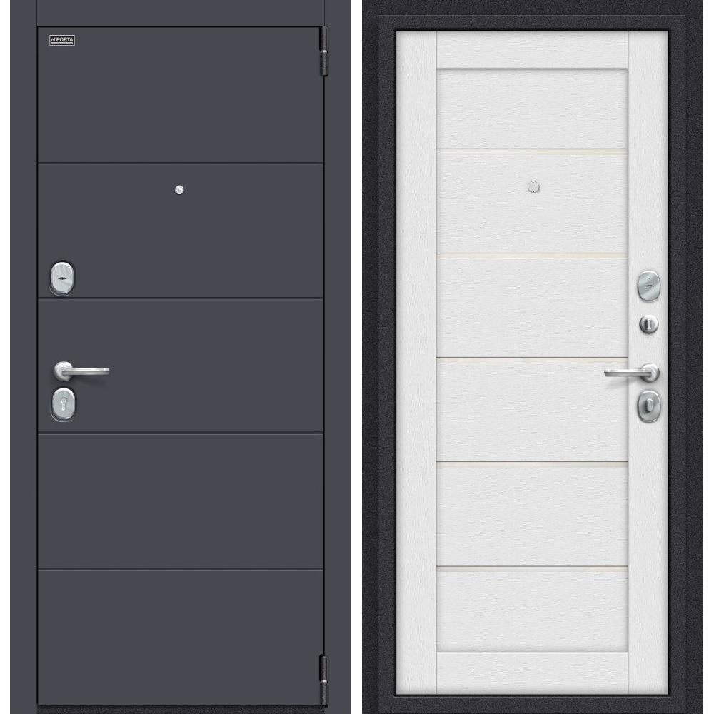 Входные двери - Porta S