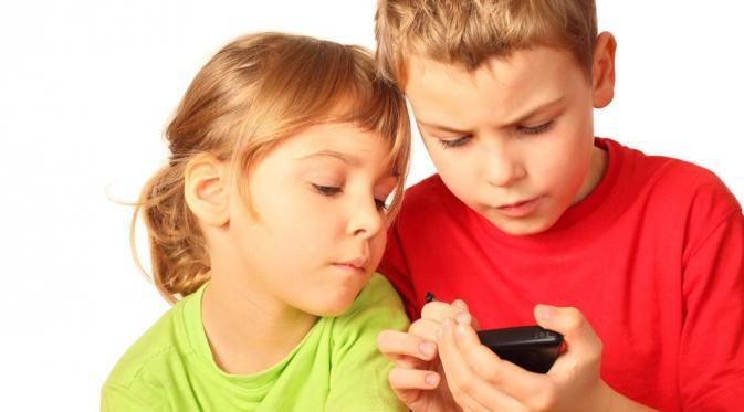 memanfaatkan smartphone untuk anak-anak