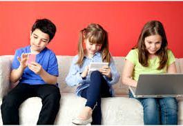 Bahaya sebuah gadget bagi anak-anak