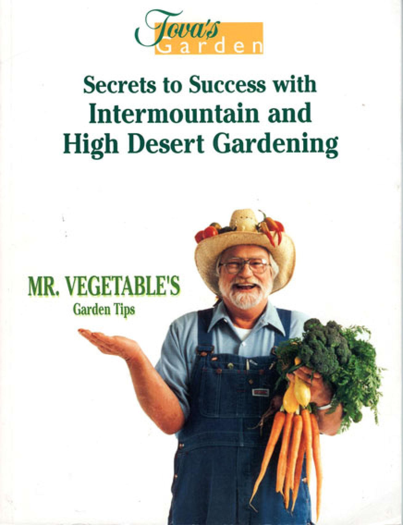mr vegetable s garden tips organic gardening for body spirit