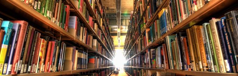 Metaforiske domæner - her et bibliotek.