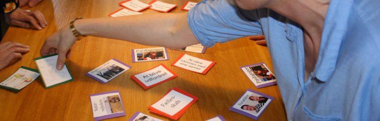 Hverdagens eksperters viden kan bringes i spil med et spil til idéudvikling.
