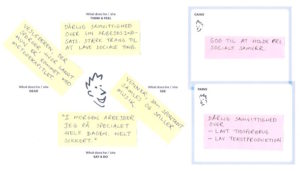 Empathy map Louise-Marie