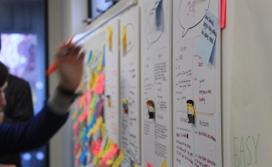 Designerne er hovedpersonerne i en bog om designprocessen af Christian Bason.