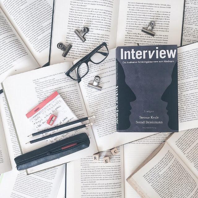 """Steinar Kvale og Svend Brikmann er forfattere til """"Interview""""."""