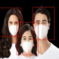 Implementation of face mask detector using RetinaNet model