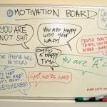Motivating employees is an art