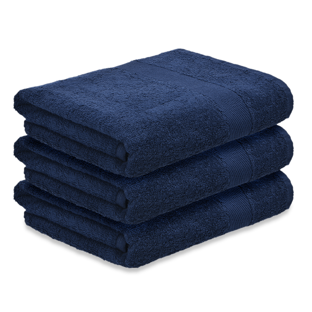 Bath Towels Colored 24x50   Fade Resistant Cotton   Hotel Linens
