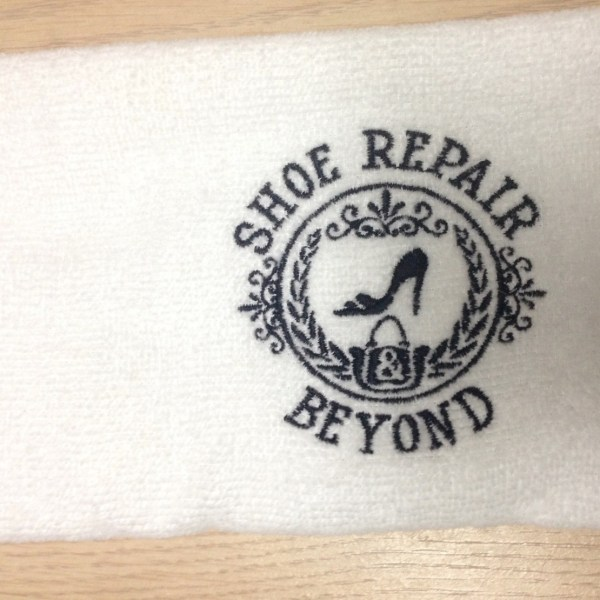 Embroidered Corporate Logo