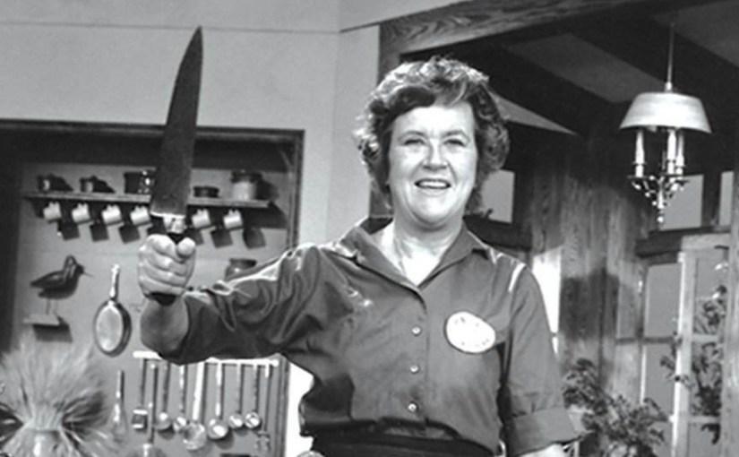 Julia Child's CIA Shark Repellent Recipe