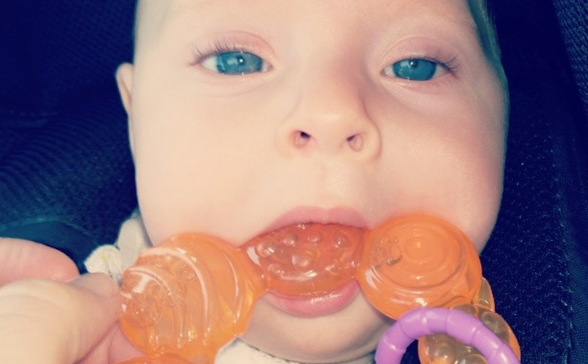 Teethers Make My Baby Quiet